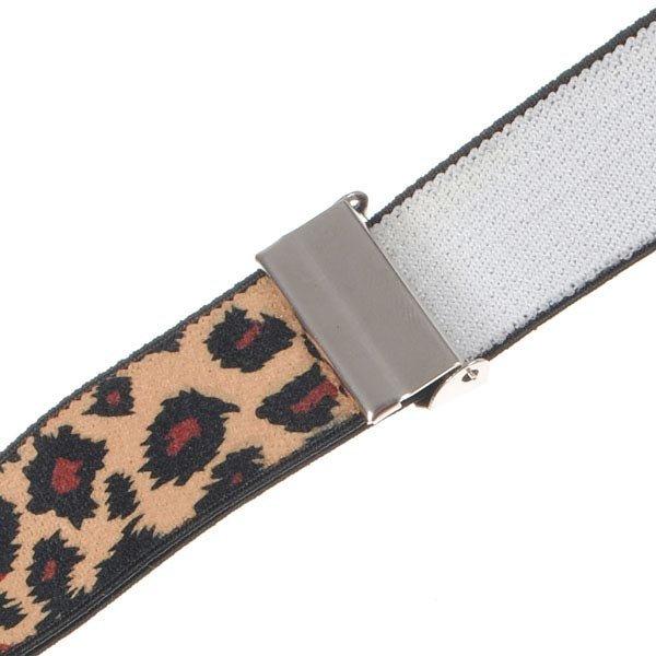 Adjustable Elastic Braces Suspenders Neon UV