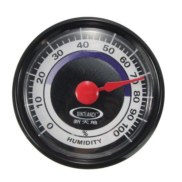 Precision Analog Hygrometer Moisture Humidity Meter For Outdoor Indoor