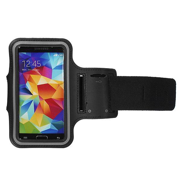 Sports Gym Jogging Armband Pouch Case For Samsung Galaxy S3 S4 S5