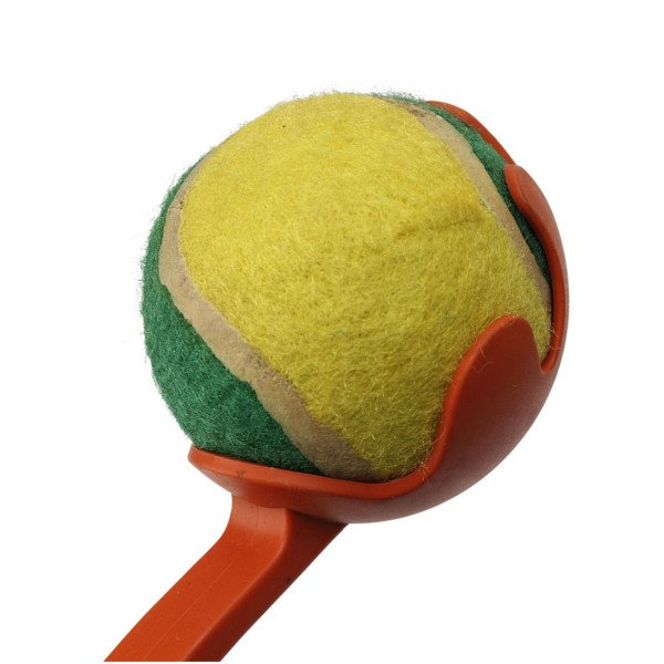 Pet Dog Puppy Outdoor Training Tool Ball Thrower Launcher