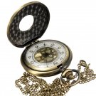 Roma Numerals Pocket Watch