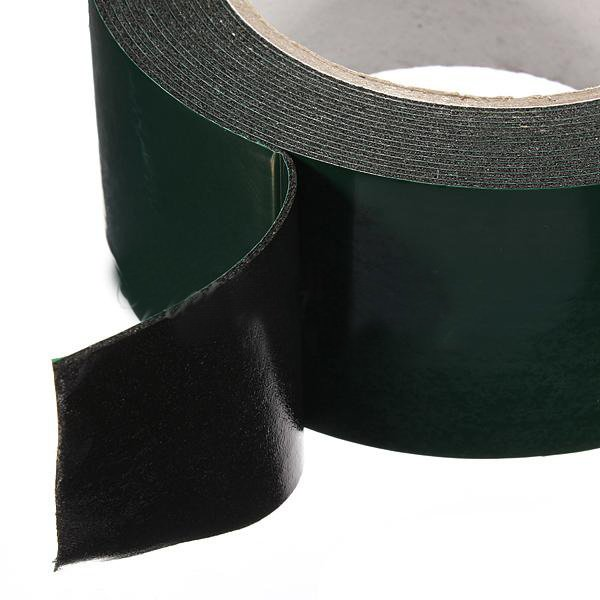 10Mx12mmPermanent Double Sided Self Adhesive Foam Body Tape