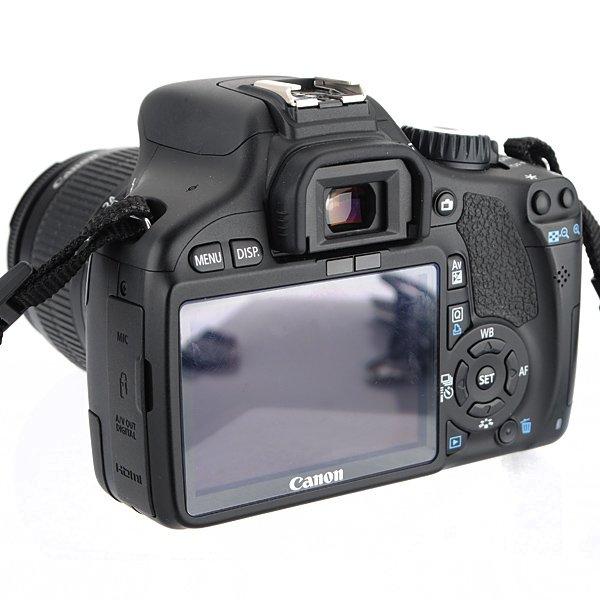 Rubber Eyepiece Eyecup EF For Canon EOS 1000D 500D 550D