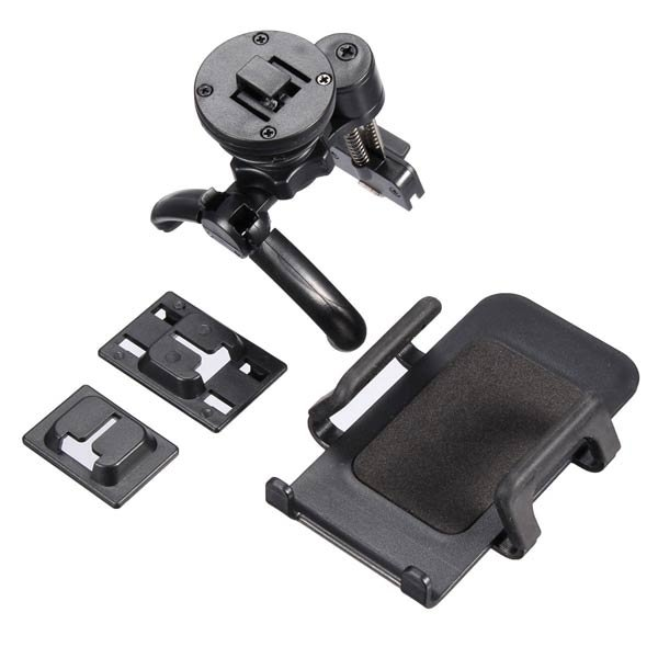 360 Angle Car Air Vent Mount Cradle Holder Stand For iPhone 6