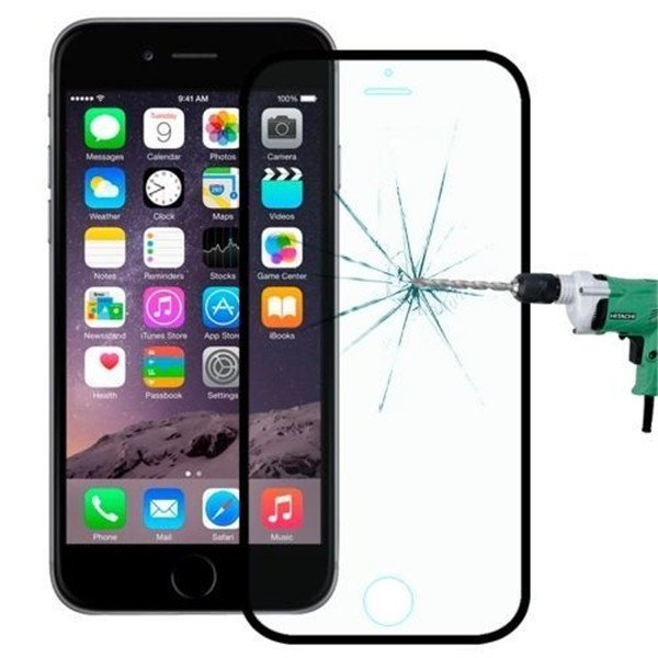 0.33mm Gorilla Glass Tempered Screen Protector Film For iPhone 6 Plus