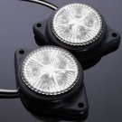Side Marker LED Lights Indicator Lamps For Van Car Truck Trailer 12V