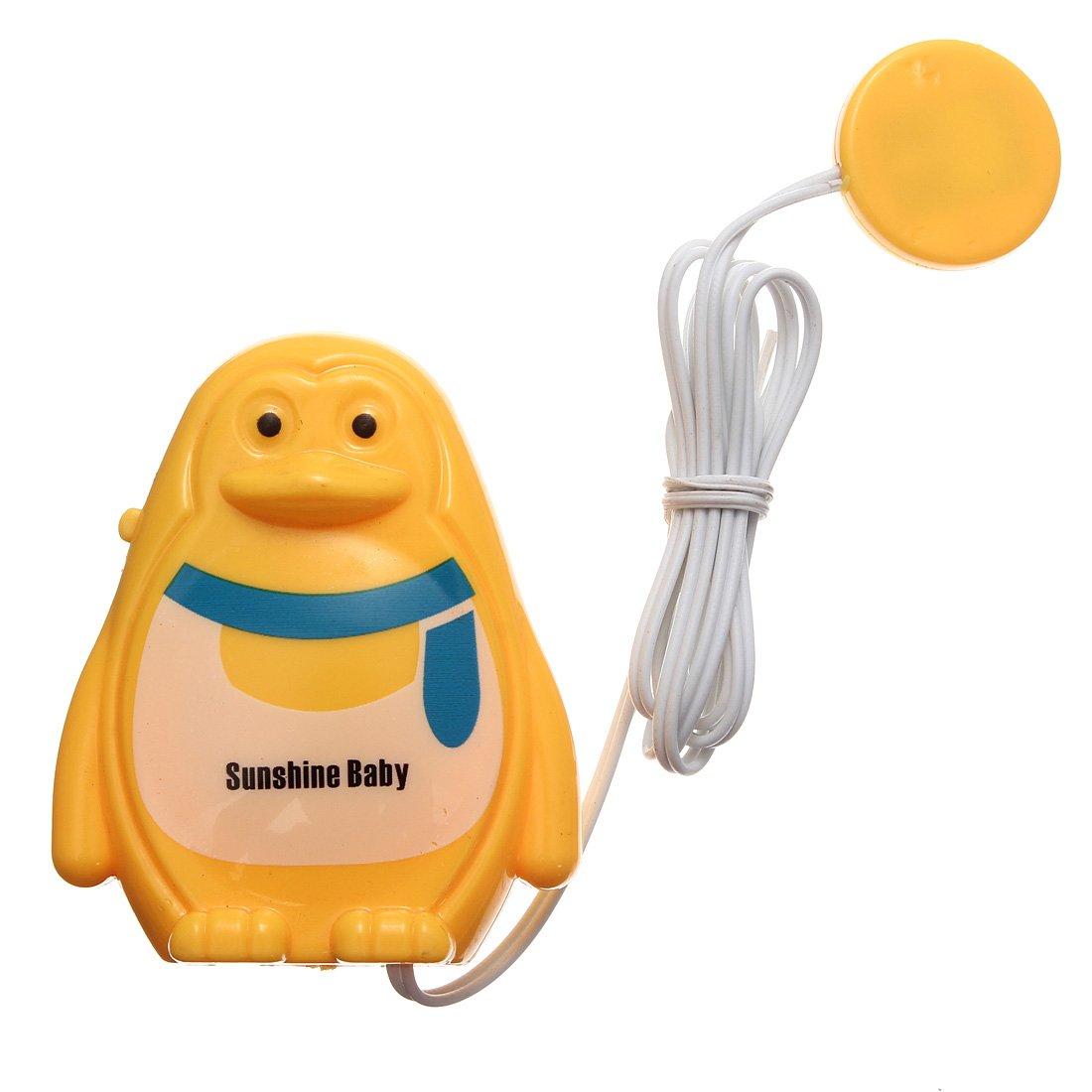 Sensitive Baby Bed Wetting Urine Sensor Wet Diaper Alarm Detector
