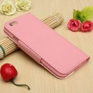 Cross Pattern Flip Leather Wallet Card Stand Case Cover For iPhone 6