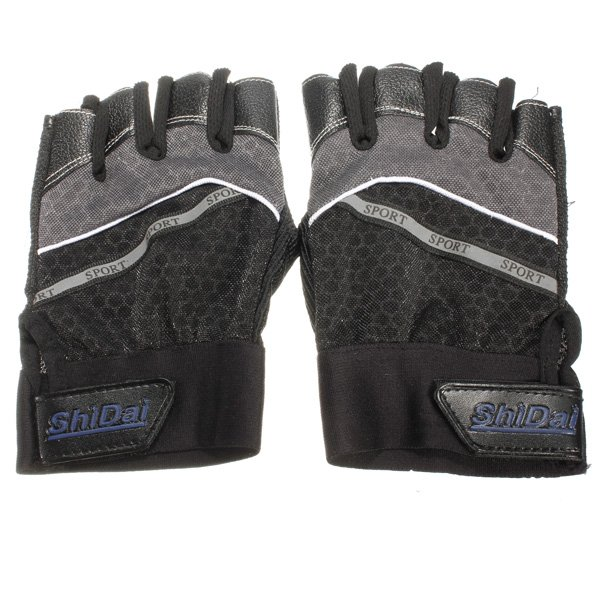 Cycling Glove Non-slip Fingerless Short Half Bicycle Equipment