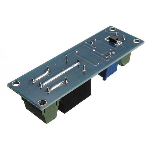 12V NE555 Oscillator Delay Timer Switch Module Adjustable 0-10 Second