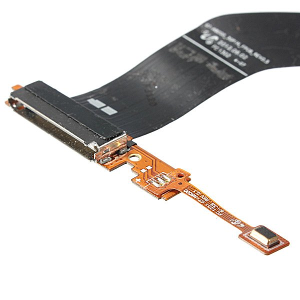 Charging Dock Port Connector Flex Cable & Mic For Samsung N8000