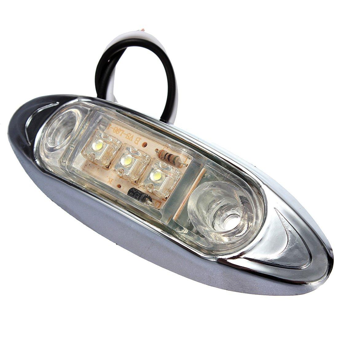 Waterproof 12V LED Side Marker/Clearance Light for Truck/Trailer