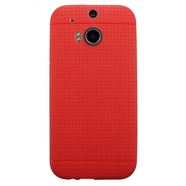Ultra Thin Silicone Matte Skin Soft Back Case For HTC One M8