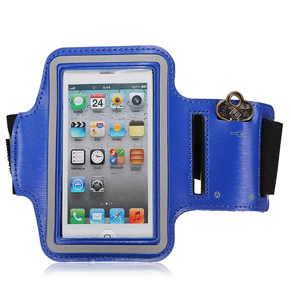 Waterproof Armband Arm Band Strap Case Cover For iPhone 5 5G