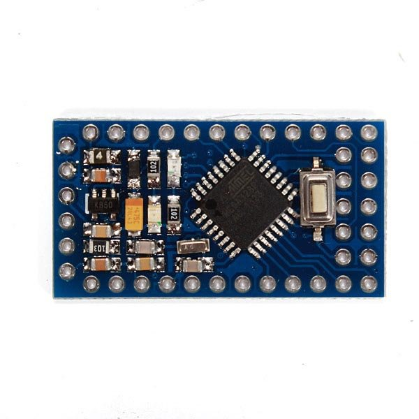 5V 16M Pro Mini Microcontroller Board Improved AtMega328P 328
