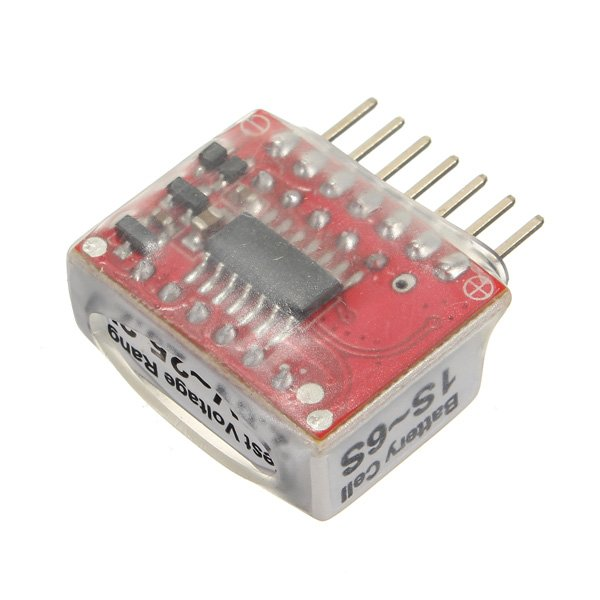1S-6S Battery Voltage Tester Low Voltage