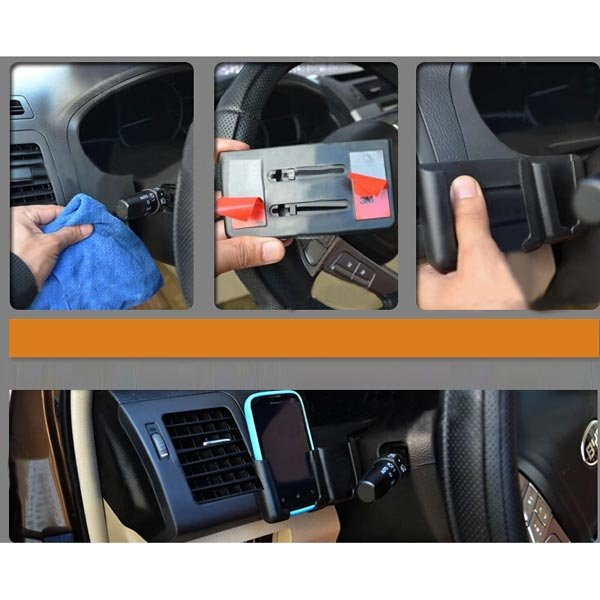 Universal Mutifunctional Car Mount Storage Holder For iPhone