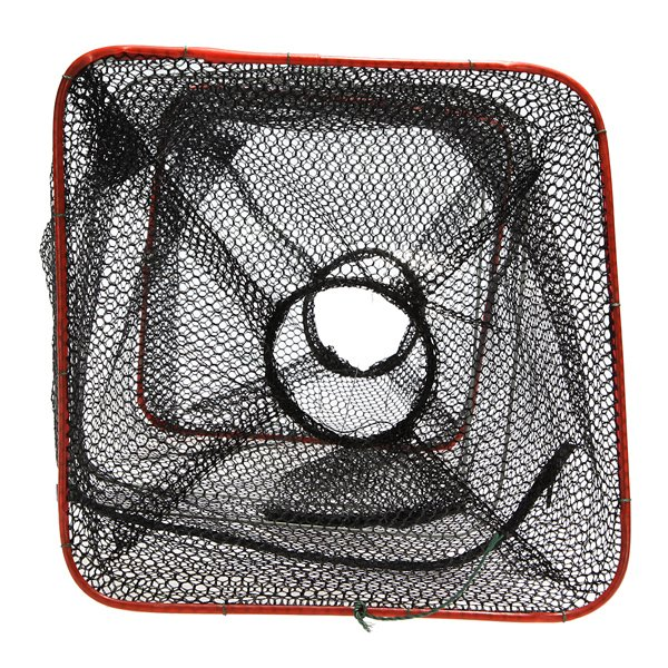 Foldable Zips-One Crab Minnow Crawdad Shrimp Fishing Trap Cast Net