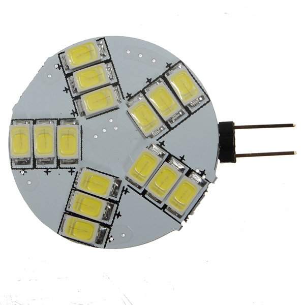 G4 15SMD 5630 LED Light Spot Bulb Lamp 330LM-360LM Pure/Warm White