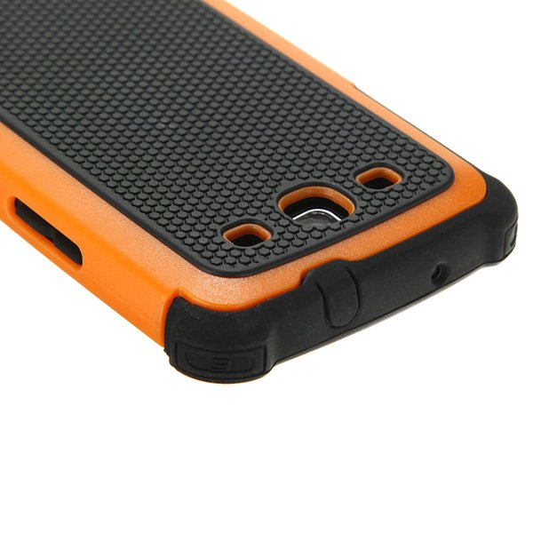 Rugged Combo HRubber ybrid Hard Case For Samsung Galaxy i9300
