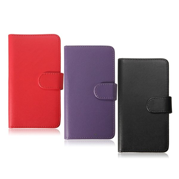 Wallet Flip Leather Cards Slot Cover Case For Nokia Lumia 630