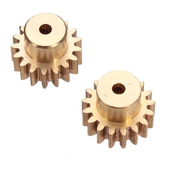 Wltoys A949 A959 A969 A979 390 Motor 17T Gear 2Pcs