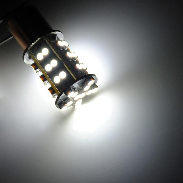 Car 1156 Tail Brake White 42 SMD LED Light Bulb Lamp