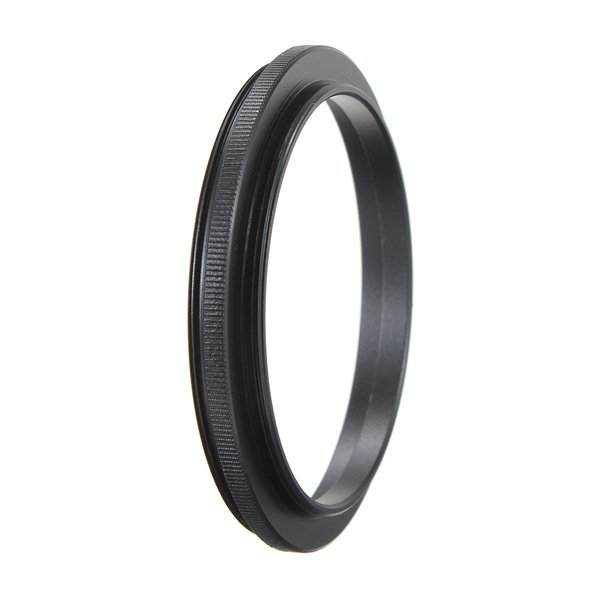 Male 52mm-58mm 52-58mm Macro Reverse Double Coupling Ring Adapter