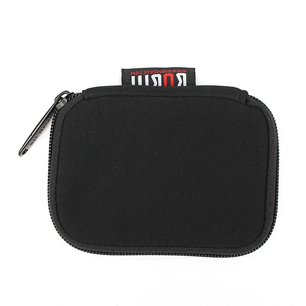 BUBM Case Storage Protection Pouch Bag For 6 USB Flash Drives Batteries Cables Earphone