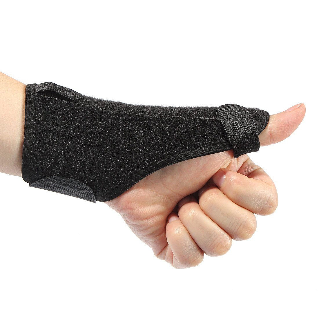 Finger Wrist Support Unisex Sports Clothing Gloves