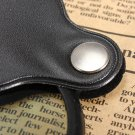 5X Pocket Folding Magnifier with Magnifying Glass Pouch