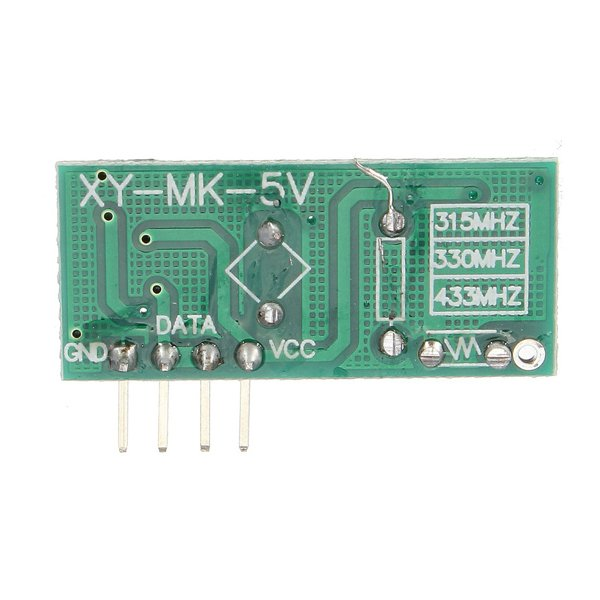 ASK 315 433 MHZ RF Wireless Transmitter And Receiver Module