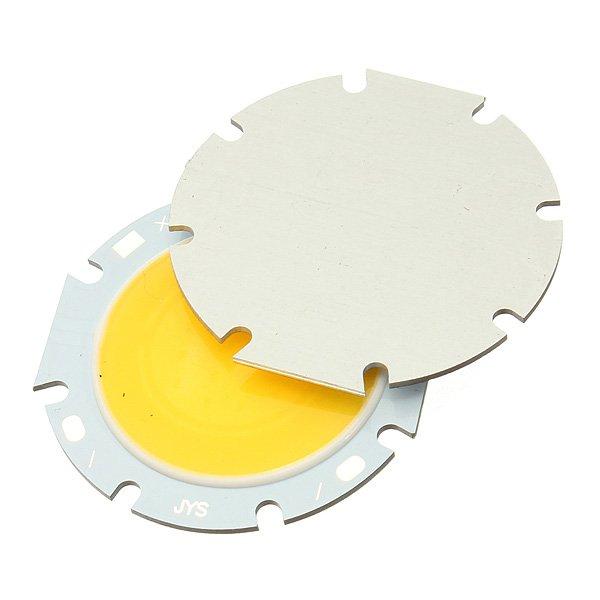 9W Round COB LED Bead Chips For Down Light Ceiling Lamp DC 30V