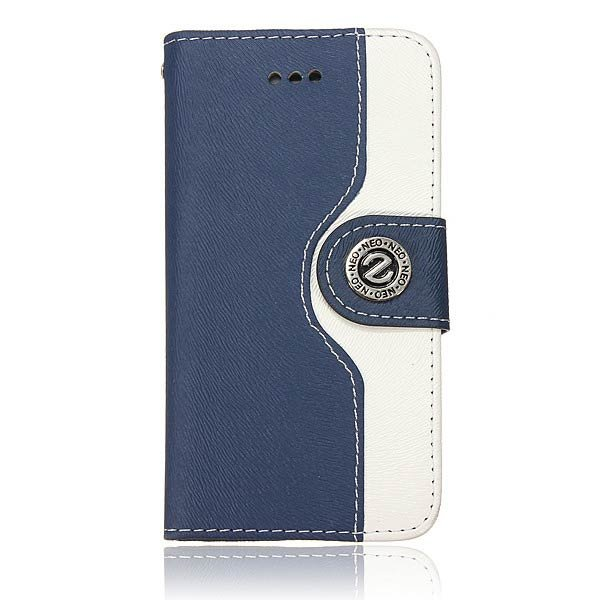 Fashion Design PU Leather Flip Stand Case Cocer For iPhone 5C