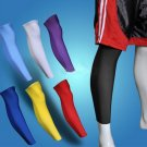 Knee Pad Calf Support Sport Basketball Leg Sleeve