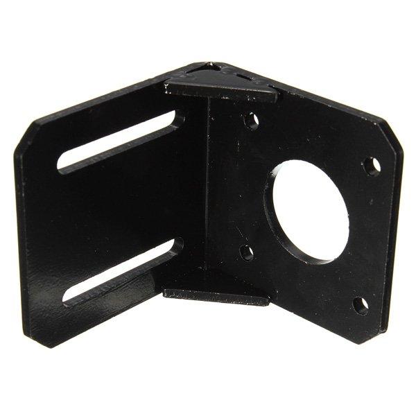 42mm L Shape Alloy Steel Mounting Bracket For NEMA17 Stepper Motor
