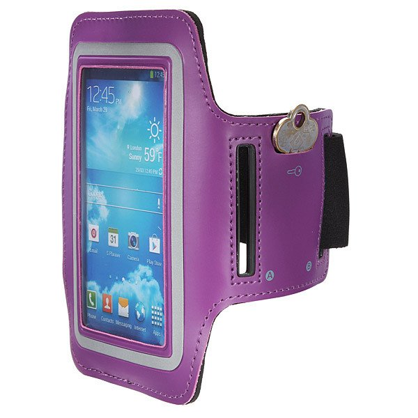 Waterproof Sport Running Armband Case For Samsung Galaxy S4 i9500
