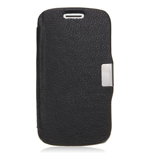 Flip Magnetic Hard Back Case For Samsung Galaxy S Duos S7562 S7560