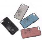 Dandelion Flower Pattern Diamond Hard Back Case For iPhoen 5 5S