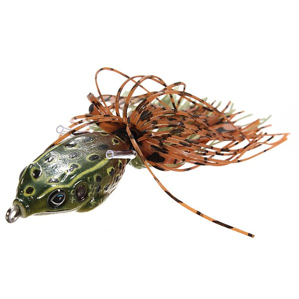 Frog Fishing Lures Crankbaits Tackle Baits Freshwater Bass 40mm