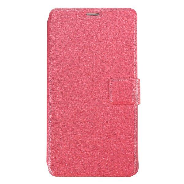 Luxury Silk Grain Pu Leather For Samsung Galaxy Note4 N9100