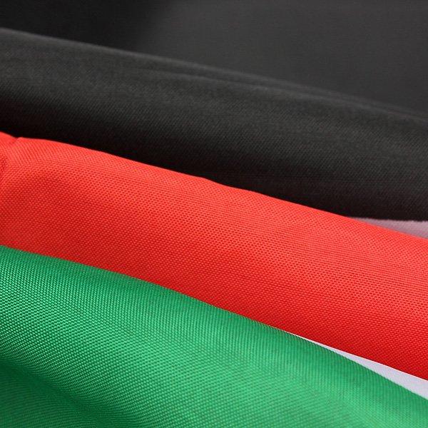 5*3 ft. Palestinian Flag Palestine National Flag Colored Banner