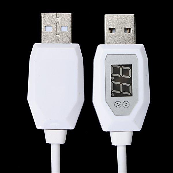 Micro Usb Digital Indicator USB Data Cable For Mobile Phone