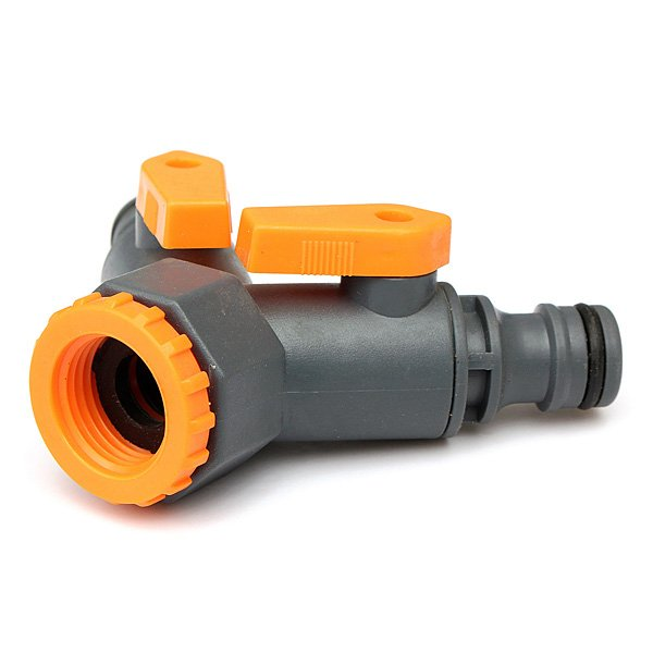 Garden Irrigation Parts Three Nozzle Joint Connectors Tap Fittings