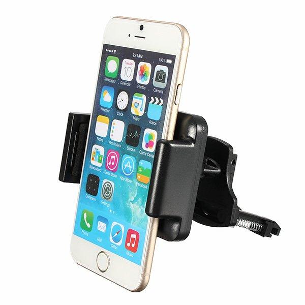 Adjustable Car Air Vent Mount Holder Cradle For Mobile Phone GPS