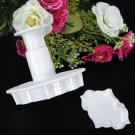 Rose Flower Fondant Cake Paste Cookie Mold