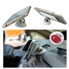 Car Mount Kit Sticky Magnetic 360�Rotating Stand Holder For Phone