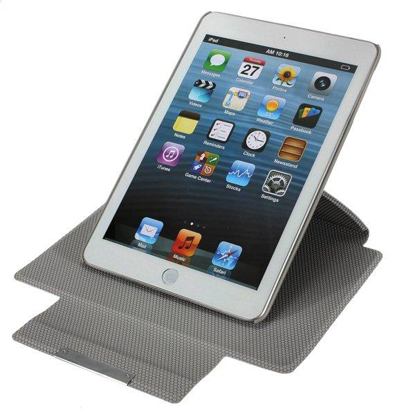 Rotating Smart Auto Wake PU Leather Cover Case Foldable for iPad Mini