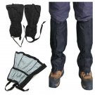 2x Outdoor Waterproof Mountaineering Snow Cover Foot Sleeve