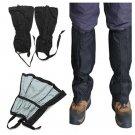 2x Outdoor Waterproof Mountaineering Snow Cover Foot Sleeve